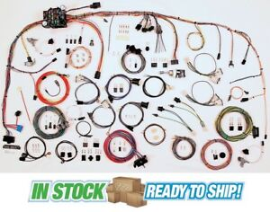 1973-83 chevy c10 american autowire wiring harness kit classic update  510347 | ebay  ebay
