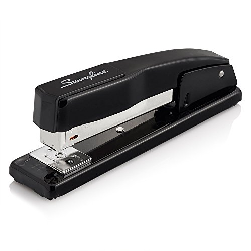 45 Sheet Capacity Electric Desk Stapler Black