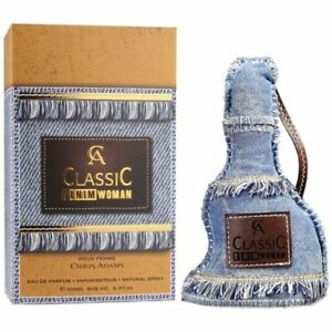 Adams Ideal Perfume Femme 100ml About Details Woman Gift Chris Pour Classic Denim SMqjLVpGUz