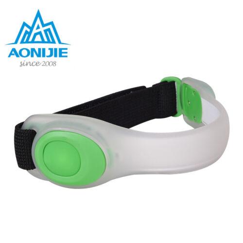 LED Licht Leuchtband Reflektorband Sicherheit Reflektoren Weste Reflektierender