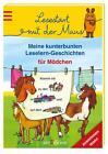 Lesestart mit der Maus - Meine kunterbunten Leselerngeschichten für Mädchen von Sarah Bosse (2014, Gebundene Ausgabe)