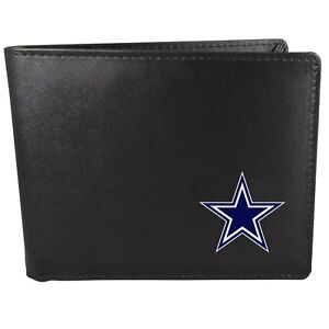 Dallas-Cowboys-Bi-Fold-Mens-Wallet-NFL-Football-Licensed-Product-Classic-Bifold