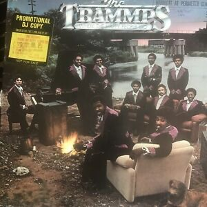 Trammps-Where-The-Happy-People-Go-Used-Vinyl-LP-Promotional-DJ-Copy