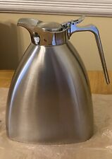 Spring Usa 17600 Stainless Steel Vacuum Insulated Beverage Server 34oz