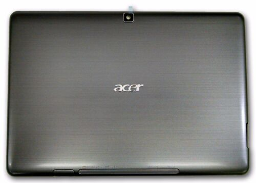 """New Acer Iconia Tablet W501 W501P 10.1/"""" LCD Back Cover 13N0-YFA0211 60.L090U.001"""