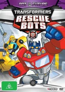 Transformers-Rescue-Bots-Bot-To-The-Future-DVD-2015-FREE-POSTAGE