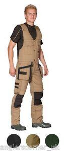 Ocean Thor Arbeitskleidung Komfort Bib & Brace Latzhose / Arbeitskleidung 80-13