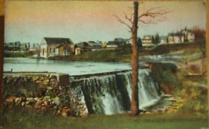 1910-Postcard-Mill-Pond-Electric-Plant-Middletown-NY