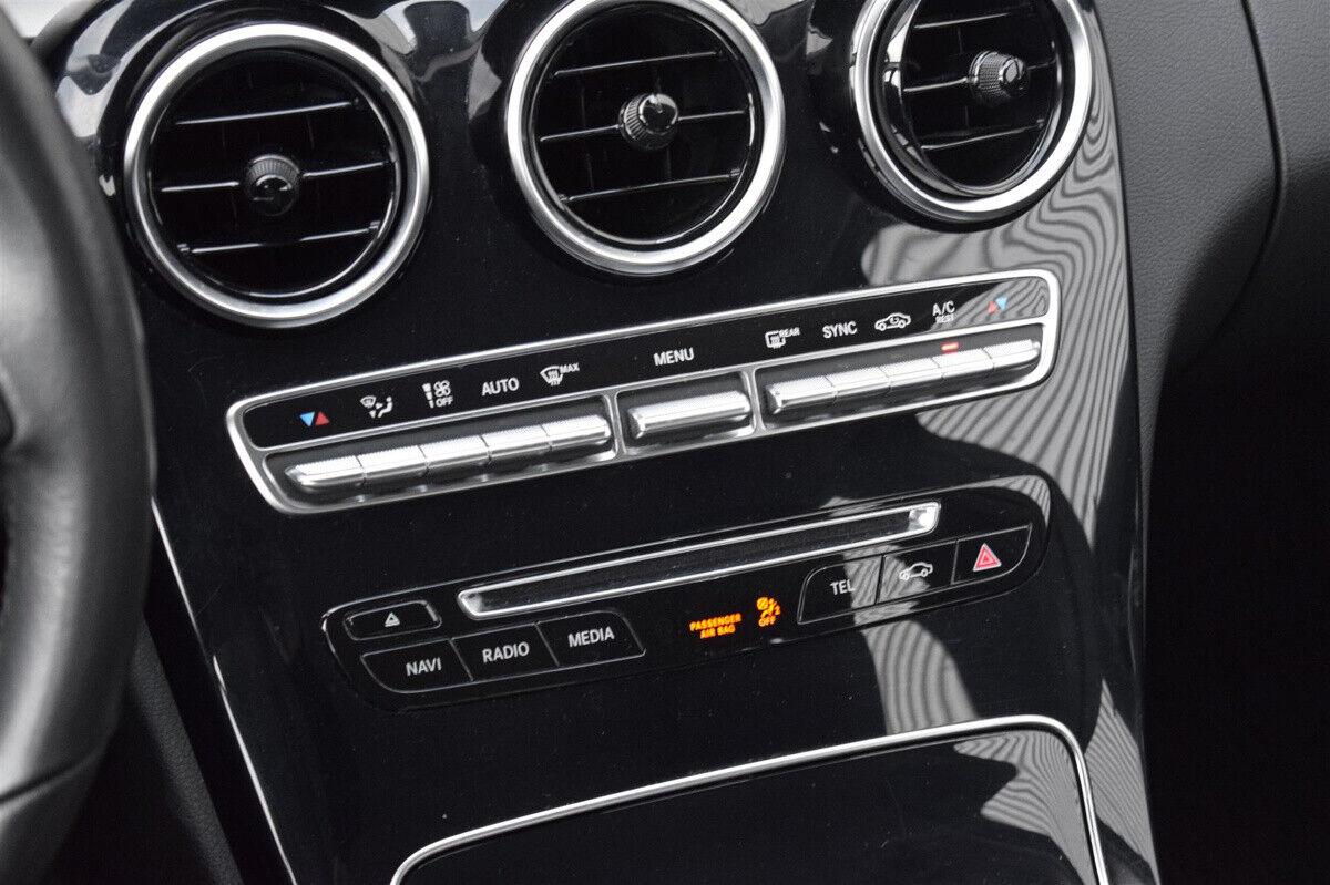 Mercedes C220 d 2,2 stc. aut. - billede 10