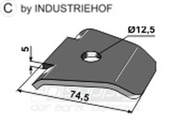 Gummidichtring System Bauer Gülle Technik Abmessungen 160 x 15 mm 4050220358