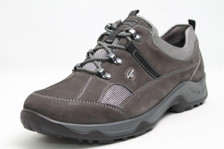 Waldläufer echt Schuhe grau echt Waldläufer Nubuk Leder Tex Membrane Wechelfußbett Schuhweite H 768931