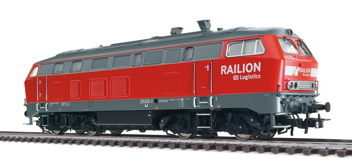 Liliput 132003 diesellok br 225, railion, DB pista h0, nuevo