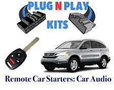 2007 2011 Honda Crv Plug Amp Play Remote Start Car Starter Uses Oem Remote Fits Honda