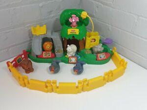 Little-PEOPLE-Zoo-Animali-suoni-RECINZIONI-Persone-Divertente-Gioco-Fantasioso-Fisher-Price