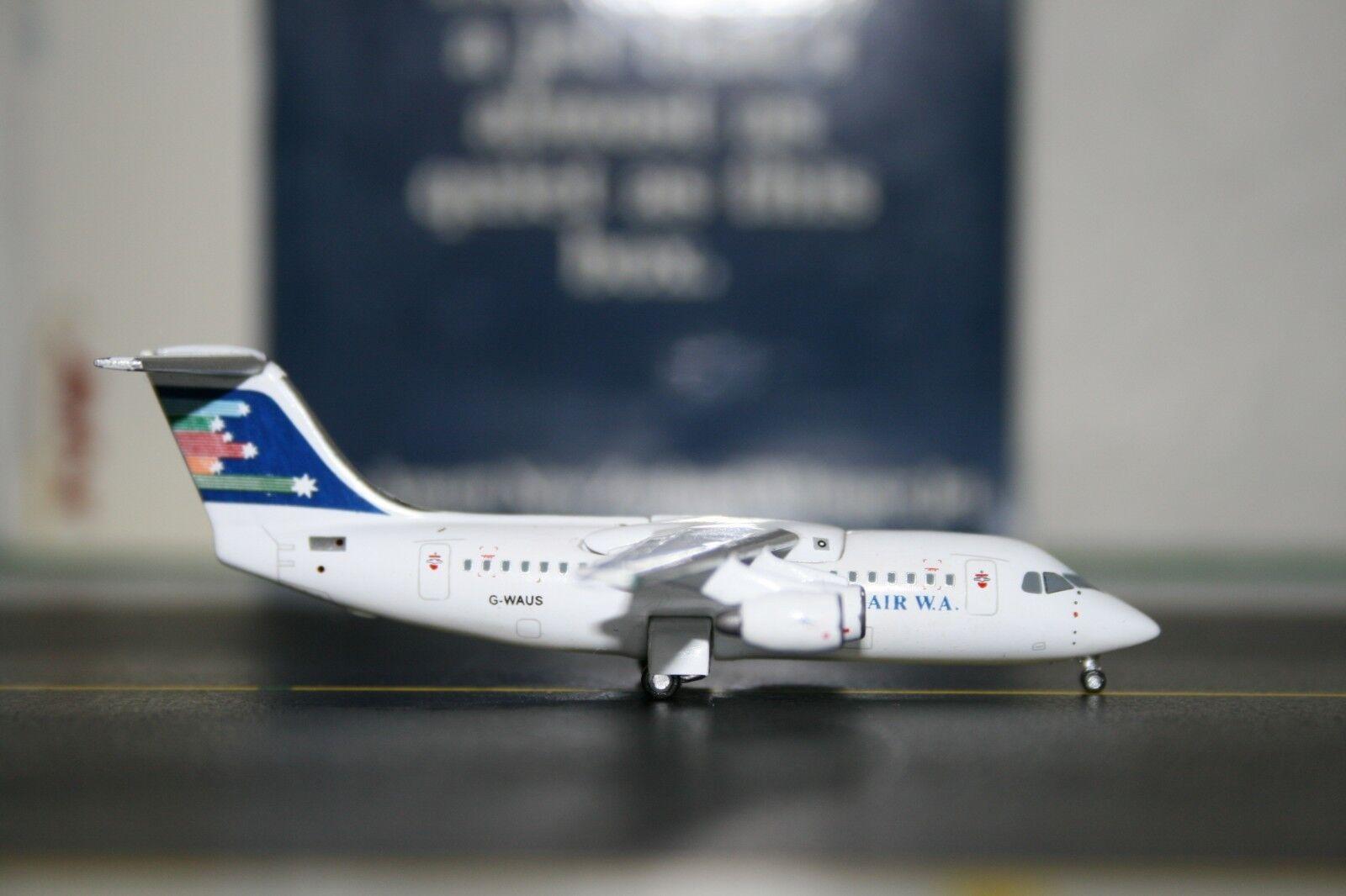 Jet-x 1 400 ansett luft wa bae-146 g-waus (jx339) sterben mit modellflugzeug