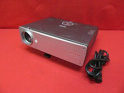 Competent Toshiba Tdp-t90 Multimedia Dlp Projector 2,200 Lumens W/ Working Lamp *tested* Heilzaam Voor Het Sperma