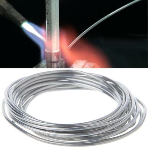 2.00mm*3m Copper aluminum cored wire Low Temperature Aluminium Welding Rod
