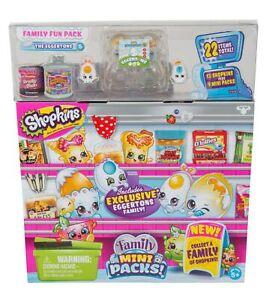 Shopkins Family Mini Packs 11-70 CUTIE CRUST Micro Figure