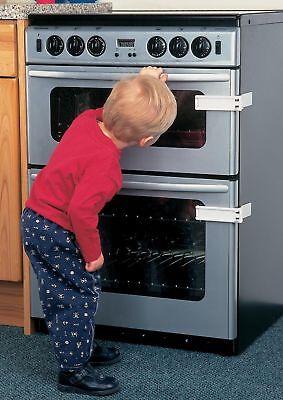 . Forno A Microonde Clippasafe/forno Lock Sicurezza Bambino Tenere Lontano Dalla Superficie Calda & Articoli-