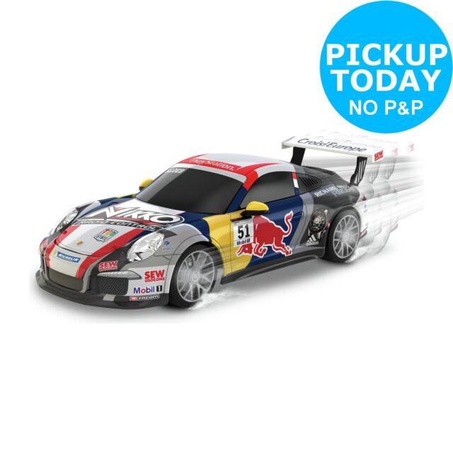 Nikko Porsche 911 Gt3 1 16 Radio Remote Control Racing Toy Car Kids
