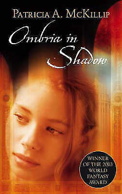 """AS NEW"" Ombria In Shadow, McKillip, Patricia, Book"