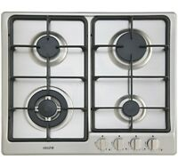 Euro Appliances 60cm Gas Cooktop - Egz60wctsxs