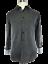 Sahara-Club-Gambler-Dice-Button-Down-Long-Sleeve-Shirt-Black-White-Men-039-s-Large thumbnail 1