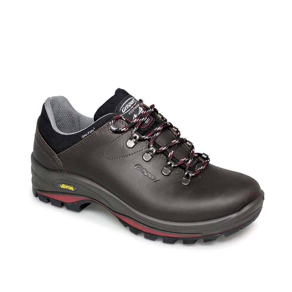 grisport Dartmoor GTX Para Hombre  Senderismo Zapatos Para Caminar Cuero Impermeable Marrón  ganancia cero