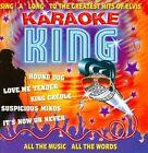 Karaoke King: Sing-A-Long To The Greatest Hits Of Elvis by Karaoke (CD, Dec-2001, Avid Entertainment)