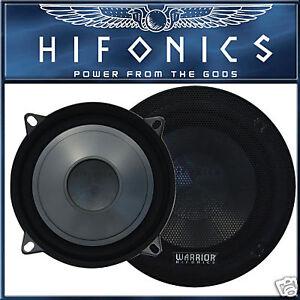 /% Hifonics Warrior wr5.2w 130 mm en medio de altavoces