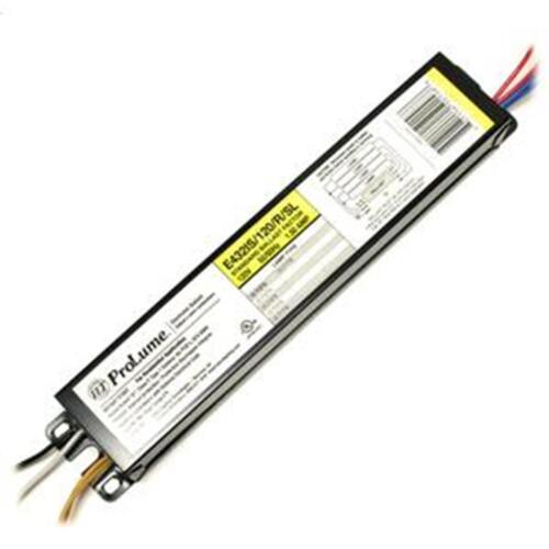 Halco F32 T8 4 Lamp ELEC 120V IS RES E432IS//120//R//SL 120v Ballast Instant Start