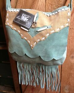 Bag Indian Country Usa Fringe Western Sr0wq5r