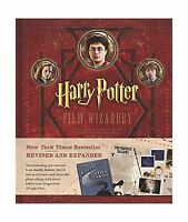 Harry Potter Film Wizardry (revised And Expanded) Free Shipping