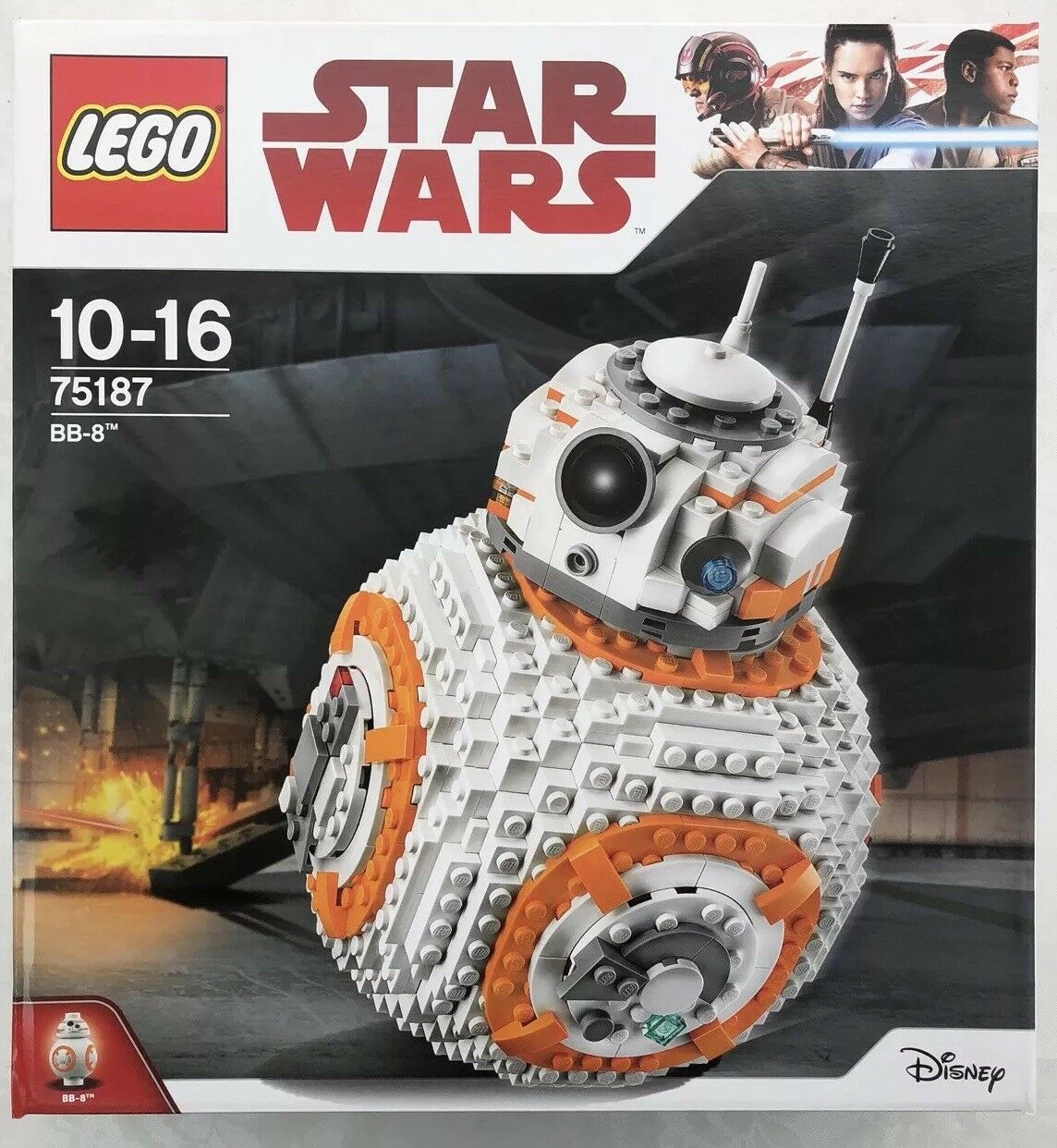 LEGO Star Wars - BB-8 (75187) - Brand NEW & SEALED