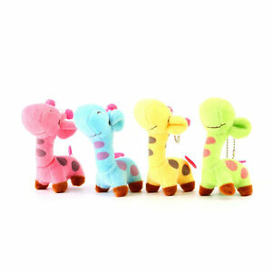 Lovely-Cute-Kids-Child-Giraffe-Gift-Soft-Plush-Toy-Baby-Stuffed-Animal-Doll-BU