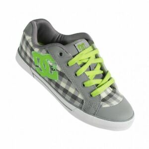 DC-SHOES-CHELSEA-WILD-DOVE-SOFT-LIME-LDS-SCARPE-SKATE-SHOES-SNEAKERS