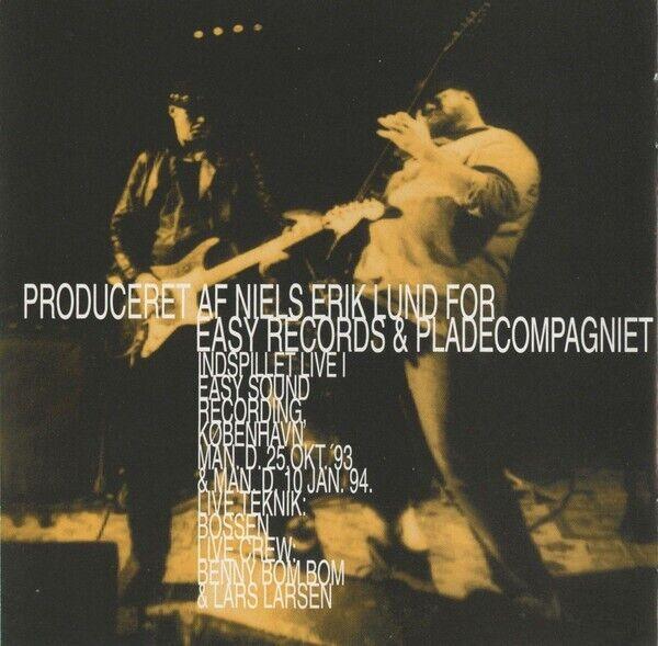 Led Zeppelin Jam: Live 10/1 - 94 (CD), rock