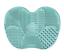 Lavador-De-Cosmeticos-Maquillaje-Cepillo-Limpiador-de-Silicona-Board-Mat-Pad-limpieza-de-herramienta miniatura 7