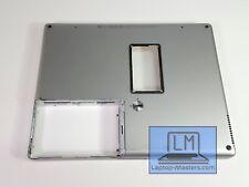 "New OEM Apple PowerBook G4 Titanium 15/"" M8859LL//A A1025 Bottom Case 922-5443"