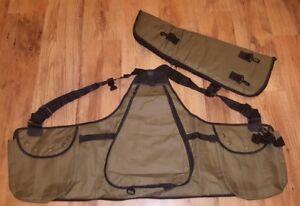Hunting-Dog-Shooting-Hawking-With-Shot-Gun-Cover-Bird-Handling-Cordura-Vest