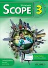 Scope: Level 3: Workbook with Online Practice (Pack) by Oxford University Press (Mixed media product, 2015)