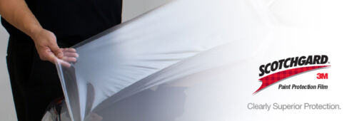 Cadillac ATS Coupe 2015-2019 PreCut 3M PRO Series Paint Film Clear Bra Kit PPF