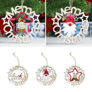 Fj-Figura-Cavo-Lettere-Natale-Albero-da-Parete-Decorazione-Regalo-Ornamentale-F