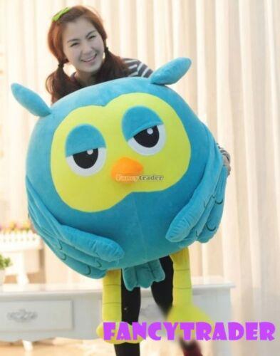 Fancytrader 39/'/' 100cm JUMBO Cute Giant Plush Stuffed Big Hoot Owl Plush Toy