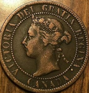 1893-CANADA-LARGE-1-CENT-PENNY