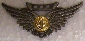 Large Hat Pin Navy Air Crew Wings 2 tone Jacket Epaulet | eBay