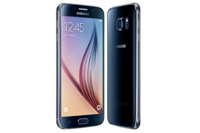 Samsung Galaxy S6 G920 64GB Black Sim Free / Unlocked Mobile Phone - B-Grade