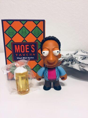 "Kidrobot Simpson's-Moe's Tavern Series 2018 ""Carl"""
