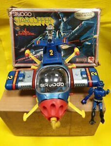 Starzinger Starcupper Starship Monsieur Jogo Va-13 Popy Pla Box Dx Bandai Robot Jumbo