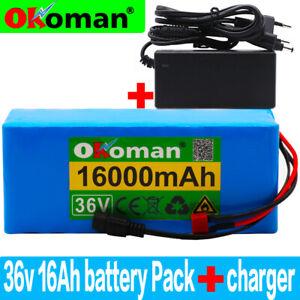 Li-ion-Battery-36V-16AH-Volt-Rechargeable-Bicycle-500W-E-Bike-Electric-Li-ion